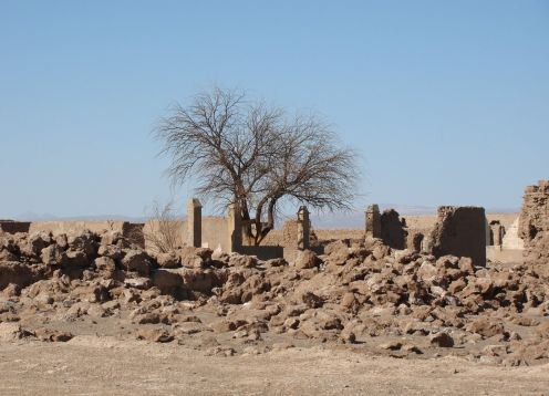 Ruins of the People of Pampa Union