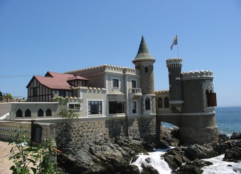 Wulff Castle in Vi�a del Mar