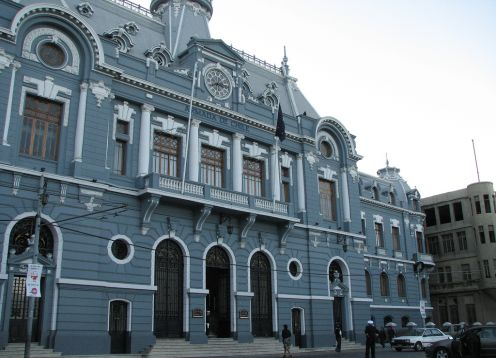 Administration Building of Valparaiso