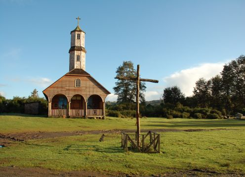 Colo Church, Chiloe