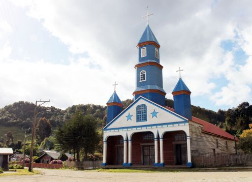Tenaun Church, Chiloe