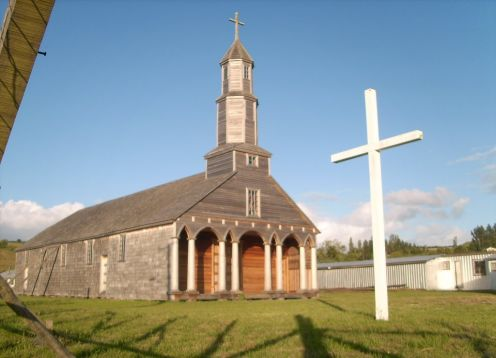 Church of Adachildo Chiloe