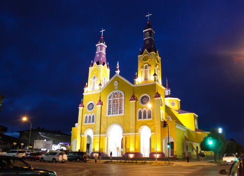 Cathedral of Castro
