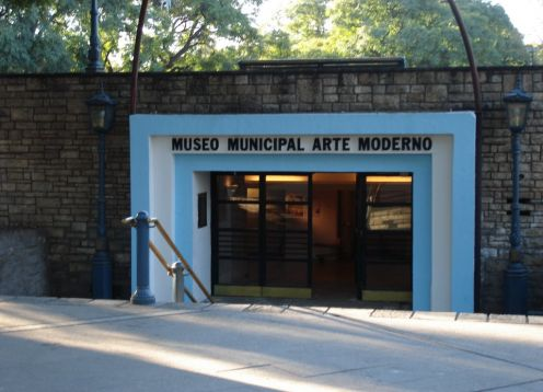 Municipal Museum of Modern Art in Mendoza