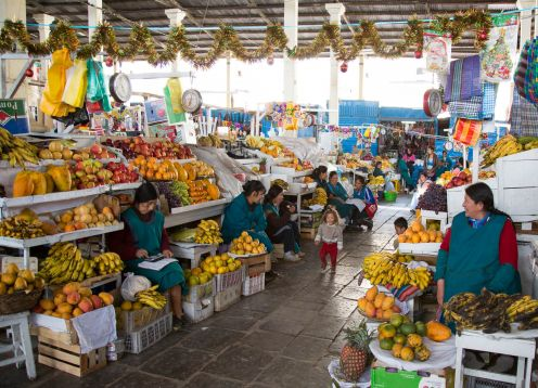 Central Market Cusco