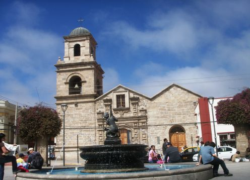 San Francisco Church, La Serena