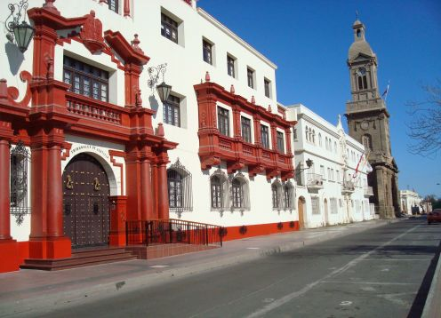 Historic Center of La Serena