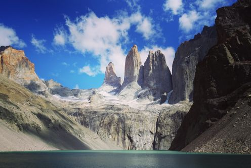 Torres del Paine National Park, Guide and information, Puerto Natales