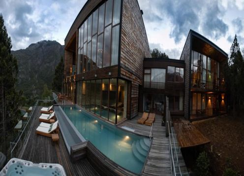 Uman Lodge Patagonia Chile
