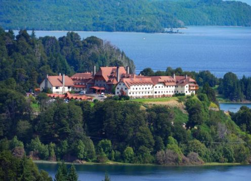 Hotel Llao Llao. Hotel - Resort - Golf - Spa en Bariloche