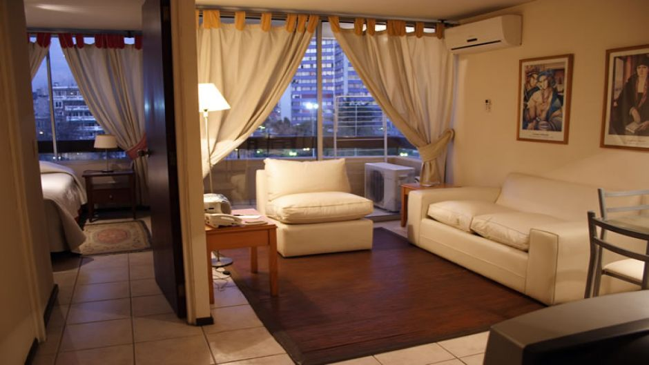 Rent a Home - Parque Bustamante - Santiago, CHILE