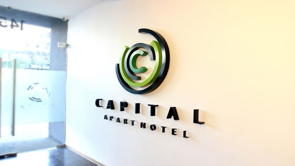 Aparthotel  Capital  - Santiago, CHILE