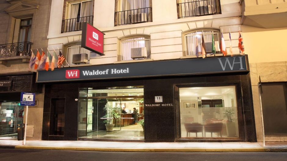 WALDORF HOTEL - Buenos Aires, ARGENTINA