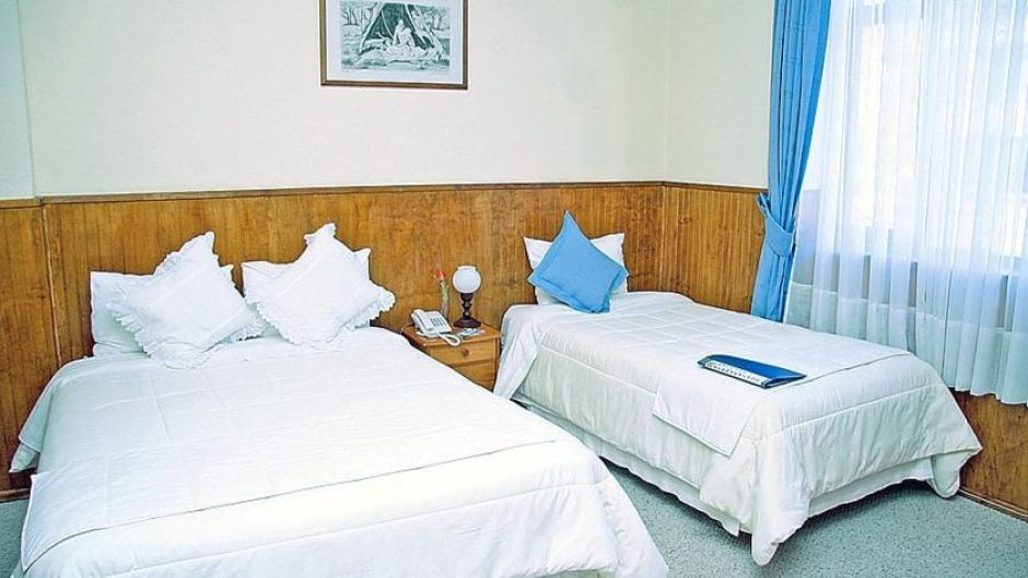 Chalet Capital Hotel - Punta Arenas, CHILE