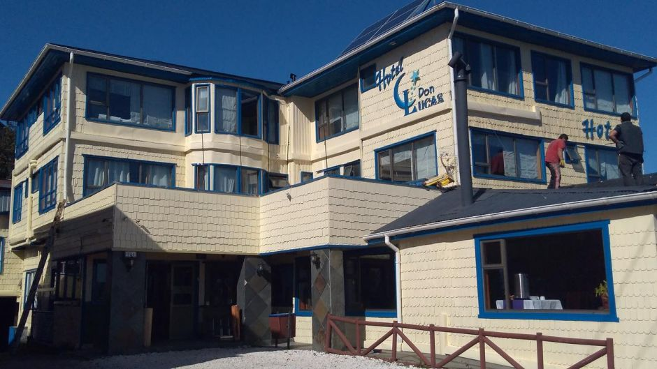 Don Lucas Hotel - Ancud, CHILE