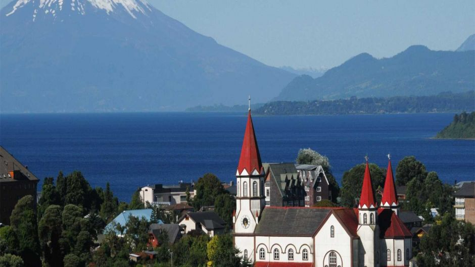 PUCON - VALDIVIA AND PUERTO MONTT OR PUERTO VARAS, ,