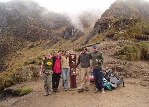 Inca Trail - 5 Days