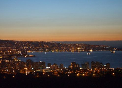 SANTIAGO AND VIÑA DEL MAR