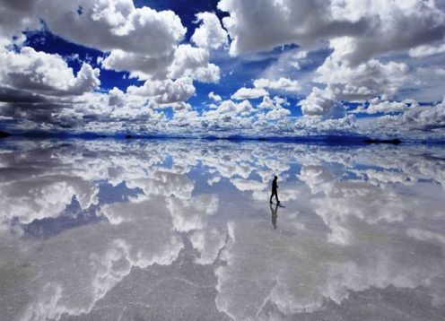 Getaway to the Great Salt of Uyuni