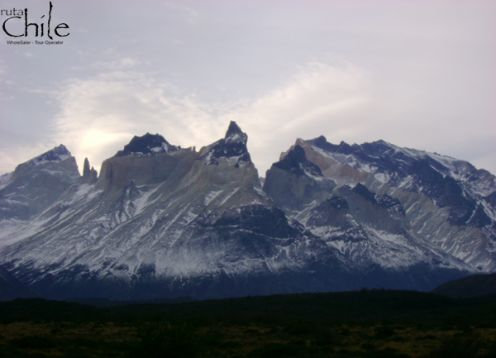 TREKKING TORRES DEL PAINE - WITH AIR TICKET