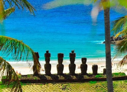 FULL DAY TOUR - EASTER ISLAND, Isla de Pascua