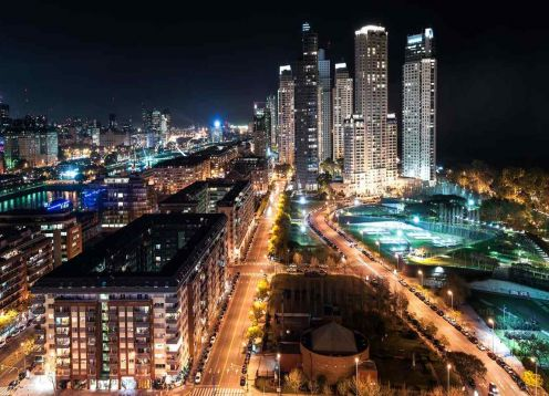 Night City Tour In Buenos Aires,
