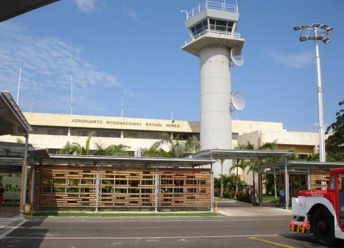 Transfer from Cartagena Airport to Hotel