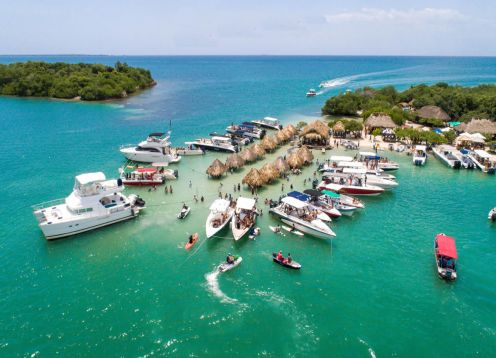 Cholon Island Party,