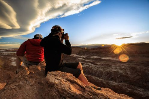 Valley Of The Moon Tour, San Pedro de Atacama