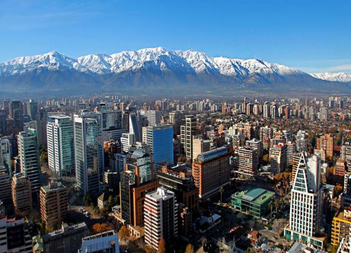 CITY TOUR SANTIAGO. , CHILE