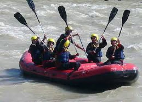 MAIPO RIVER RAFTING