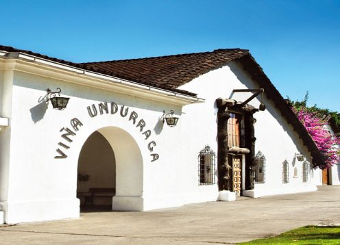 WINE TOUR UNDURRAGA. Santiago, CHILE