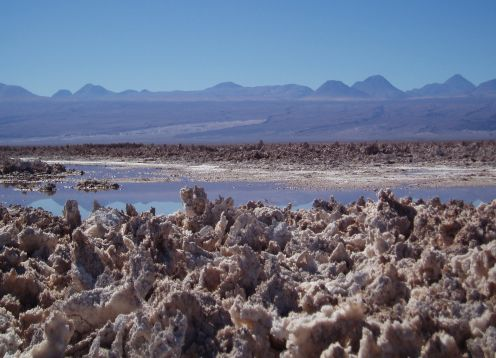 ATACAMA SALT FLAT / TOCONAO AND HIGH PLAIN LAGOONS