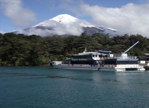 Transfer In + Peulla  Navegation + Tour To Chiloe + Transfer Out, Puerto Varas