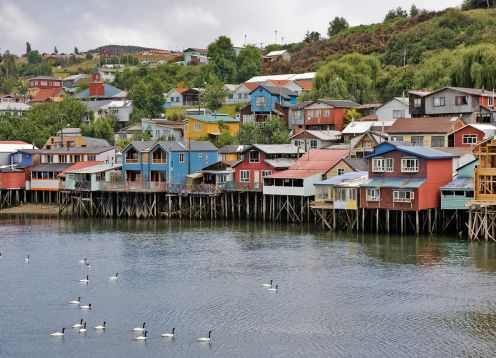 Excursion To Chiloe, Visiting Ancud, Caulin And Lacuy, Puerto Varas