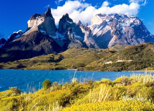TORRES DEL PAINE, FULL DAY TOUR. , CHILE