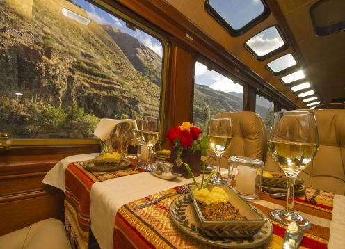 EXPEDITION TRAIN MACHU PICCHU. Cusco, PERU