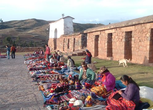 TOUR SACRED VALLEY (PISAC MARKET AND OLLANTAYTAMBO) INCLUDING LUNCH BUFFET WITHOUT INCOME