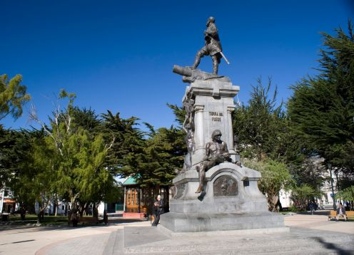 PUNTA ARENAS CITY TOUR & EXCURSION FUERTE BULNES. Punta Arenas, CHILE