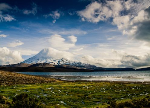 LAUCA NATIONAL PARK / CHUNGARA LAKE