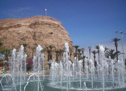 ARICA CITY TOUR + AZAPA ARCHEOLOGY