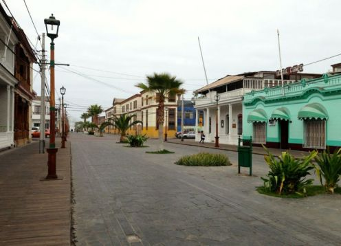 City Tour + Zofri Shopping Tour, Iquique