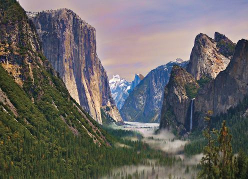 Yosemite And Giant Sequoias Tour,