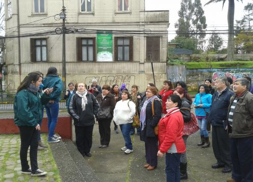 VALDIVIA CITY TOUR