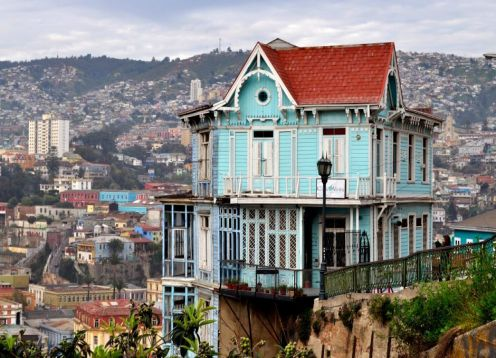 City Tour Valparaiso and  Vi�a del Mar