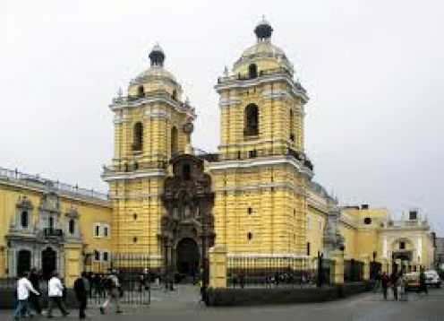 City Tour Colonial & Modern Lima,