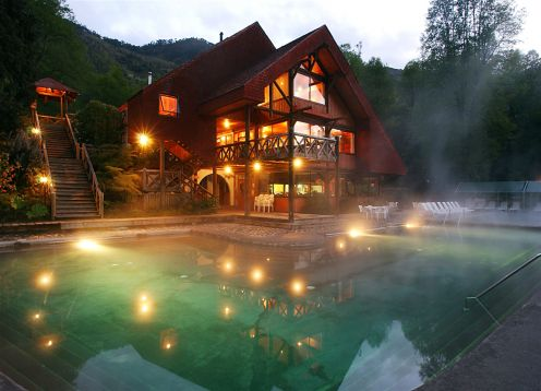 HUIFE HOT SPRINGS