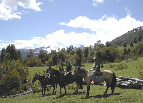 Horseback Riding Antilco