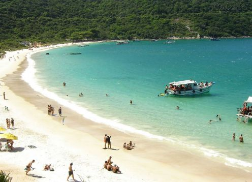 CABO FRIO AND ARRAIAL TOUR