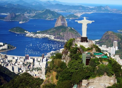 Christ Of Corcovado Tour Express,